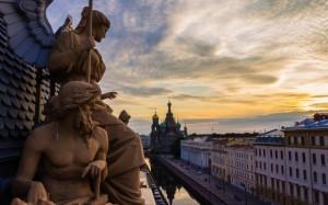Легенды и мифы Петербурга