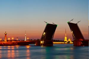 razvod mostov peterburg