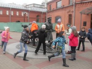Экскурсия для детей